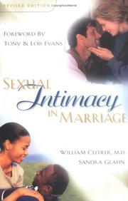 Cover of: Sexual Intimacy in Marriage