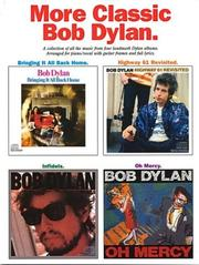 Cover of: More Classic: Bob Dylan