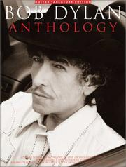 Cover of: Bob Dylan Anthology