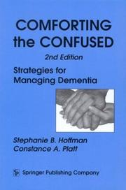 Cover of: Comforting the Confused