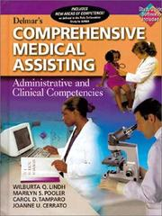 Cover of: Delmar's Comprehensive Medical Assisting