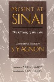 Cover of: Present at Sinai