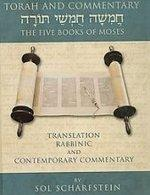 Cover of: The five books of Moses =