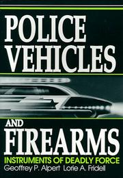 Cover of: Police Vehicles and Firearms