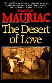 Cover of: The desert of love