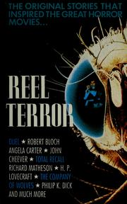 Cover of: Reel Terror