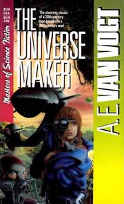 Cover of: The Universe Maker