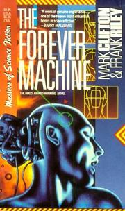 Cover of: The Forever Machine