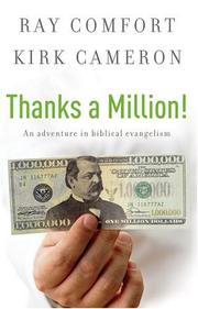 Cover of: Thanks a Million!