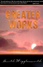 Cover of: Greater Works