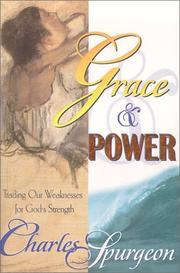 Cover of: Grace & Power