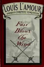 Cover of: Fair blows the wind