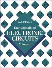 Cover of: Encyclopedia of Electronic Circuits, Vol. 3