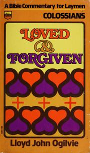 Cover of: Loved and Forgiven