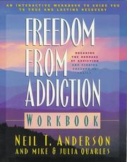 Cover of: Freedom from Addiction Workbook