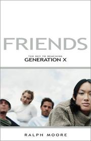 Cover of: Friends: how to evangelize Generation X