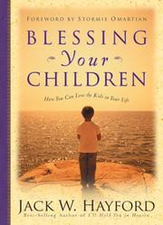 Cover of: Blessing Your Children