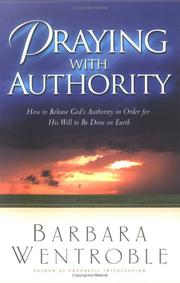 Cover of: Praying With Authority