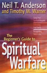 Cover of: The Beginner's Guide to Spiritual Warfare (Beginner's Guides (Servant))