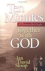 Cover of: Ten Minutes Together With God