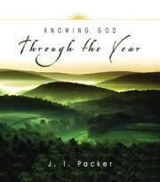 Cover of: Knowing God Through the Year (Through the Year Devotional Series)