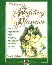 Cover of: The complete wedding planner