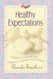Cover of: Healthy Expectations Journal