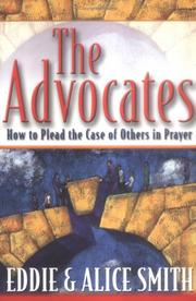 Cover of: The Advocates