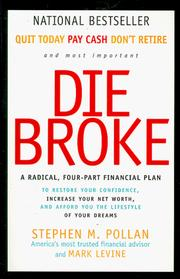 Cover of: Die Broke