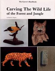 Cover of: Carvers Handbook