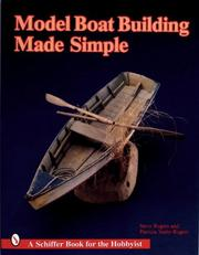 Cover of: Model Boat Building Made Simple