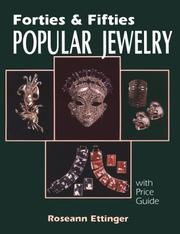 Cover of: Forties And Fifties Popular Jewelry