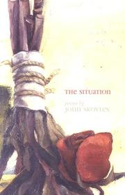 Cover of: The Situation (Carnegie Mellon Poetry)