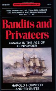 Cover of: Bandits and Privateers