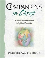 Cover of: Companions in Christ: A Small-Group Experience in Spiritual Formation