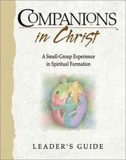 Cover of: Companions in Christ