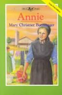 Cover of: Annie (Ellie's People Series Vol. 10)