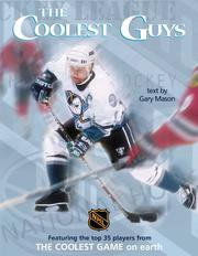 Cover of: The Coolest Guys