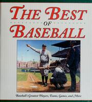 Cover of: The best of baseball