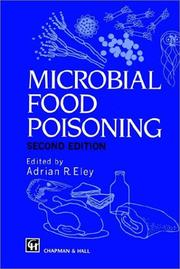Cover of: Microbial food poisoning