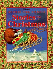 Cover of: Disney's Winnie the Pooh's stories for Christmas