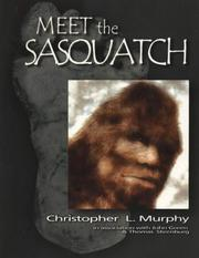 Cover of: Meet the Sasquatch