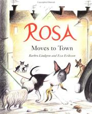 Cover of: Rosa Moves to Town (Stella)