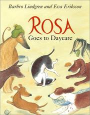 Cover of: Rosa Goes to Daycare