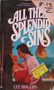 Cover of: All These Splendid Sins