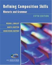 Cover of: Refining Composition Skills