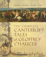 Cover of: The Complete Canterbury Tales of Geoffrey Chaucer