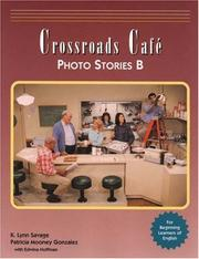 Cover of: Crossroads Caf? Photo Stories B