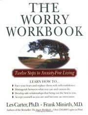 Cover of: The Worry Workbook