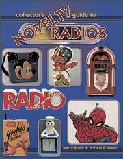 Cover of: Collector's Guide to Novelty Radios